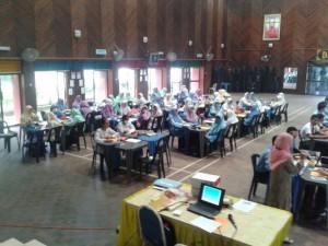 English Workshop 2015